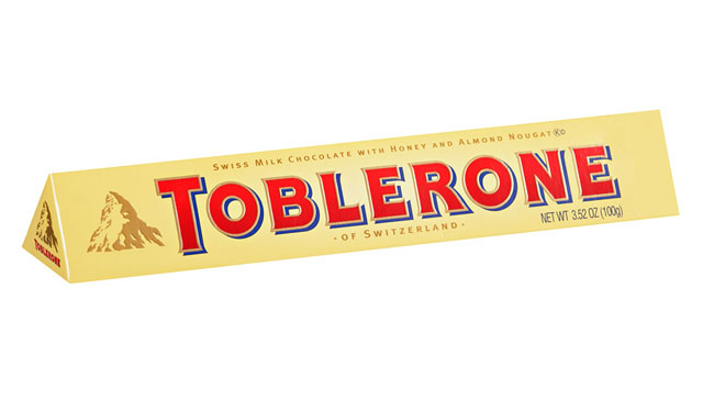 Toblerone milk 100g