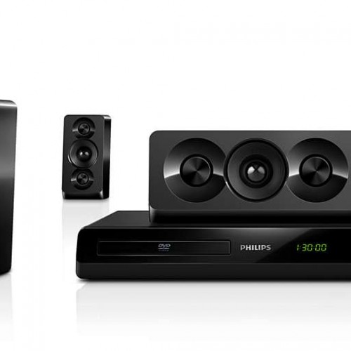 Home theater Philips htd5510/55